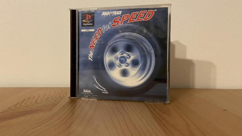 Throwback Thursday: The Need for Speed